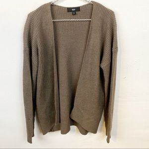Mossimo l Open Knit Cardigan